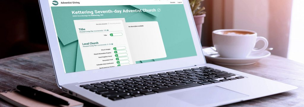 Online Giving - Kettering Seventh Day Adventist Church